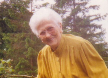 Erna Kettwig, geb. Knamm (1905-1998)