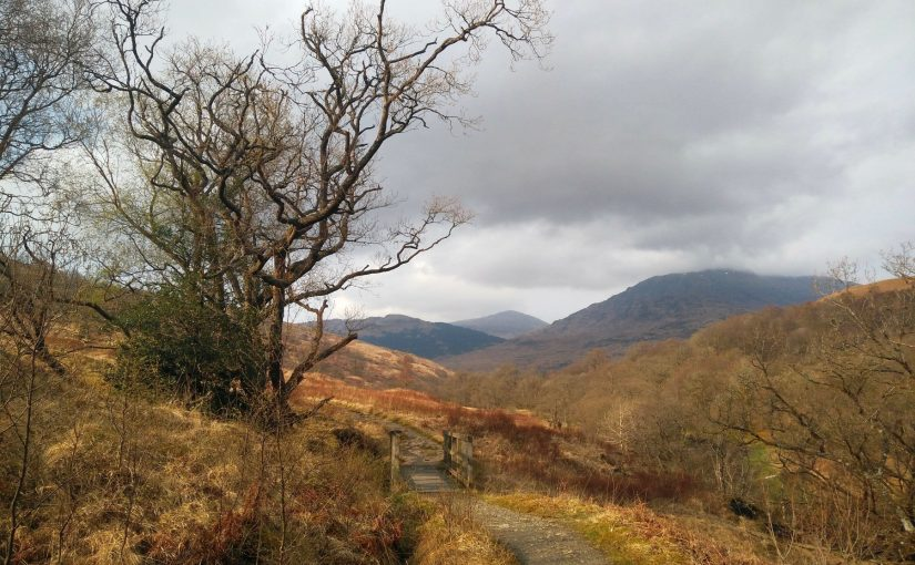 West Highland Way – Scotland